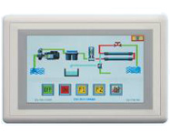 Display da 7`` LCD touch-screen